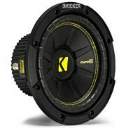 "Kicker CWS8 Car Audio CompC Subwoofer Single 4 Ohm 8"" Sub 44CWCS84 Brand New"