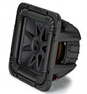 Kicker L7S10 Car Audio Solo-Baric 10 Subwoofer Square L7 Dual 4 Ohm Sub 44L7S104