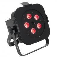 American DJ WiFLY EXR Hex Par Compact Can LED RGBA+UV Wall Stage Wash Light