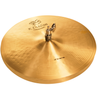 "Zildjian K1071 14"" K Constantinople Medium Thin Top Hi-Hat Cymbal New"