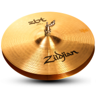 "Zildjian ZBT13HT 13"" Zbt Hi Hat Top Medium Thin Cymbal"