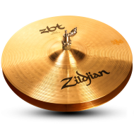 "Zildjian ZBT14HB 14"" Zbt Hi Hat Bottom Cymbal in Brilliant Finish"