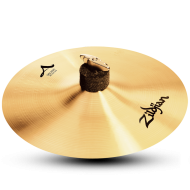 "Zildjian A0211 10"" A Series Splash Drumset Cymbal with High Pitch & Bright Sound"