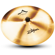 """Zildjian A0344 18"""" China Low Pitched Cast Bronze Thin Weight Drumset Cymbal"""