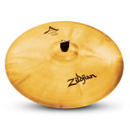 """Zildjian A20524 22"""" A Custom Ping Ride Brilliant Drumset Cymbal w/ Large Bell Size"""