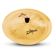 """Zildjian A20529 18"""" A Custom China Cast Bronze Cymbal with Mid to High Pitch & Bright Sound"""