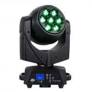 American DJ VIZI HEX WASH 7 105W Professional Moving Head RGBWAUV LED Wash Lighting Fixture
