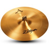 "Zildjian A0022 18"" A Series Crash Ride Cast Bronze Cymbal with Traditional Finish"