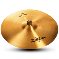 "Zildjian A0024 20"" A Series Crash Ride Cast Bronze Cymbal with Large Bell Size & Low to ..."