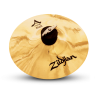 "Zildjian A20538 6"" A Custom Splash Brilliant & Crash Type Cast Bronze Drumset Cymbal w/ ..."