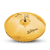 "Zildjian A20553 15"" A Custom Mastersound Hi Hats in Pair - HiHat Drumset Cymbals"