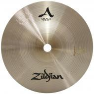 "Zildjian 6"" A Series Splash Drumset Cymbal with High Pitch & Bright Sound A0206"