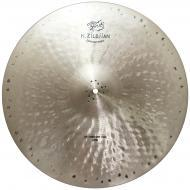 "Zildjian 20"" K Zildjian Constantinople Medium Thin Ride Low Drumset Cast Bronze Cymbal with ..."