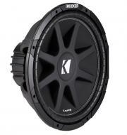 "Kicker 43C154 15"" Comp C15 Series Sub 300W RMS 4 Ohm SVC Car Subwoofer"