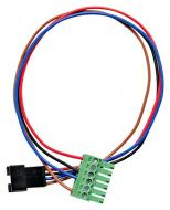 American DJ EZK-FPTC30 30cm Long Adapter Cable for Flex RGBWP LED Pixel Tape