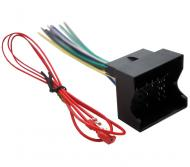 Harmony Audio Compatible With BMW - Mercedes HA-709003 Factory Stereo to Aftermarket Radio Harnes...