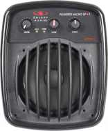 Galaxy Audio MSPA5 Powered Micro Spot PA System with 30watts & 4 Ohms