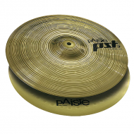 "Paiste PST 3 Series 14"" Bottom Hi-Hat Cymbal with Pronounced Stick Sound (634214)"