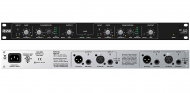 Rane Pro Audio DC 22S Rack-mount 2-Channel Stereo Compressor / Dynamic Gate Expander (DC22S)