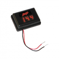 Stinger SVMR 3 Digit Red LED Car Audio Voltage Display