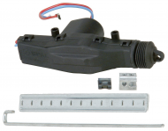 Install Bay IB37000007 Top Grade 2 Wire Power Lock Actuator with Harness