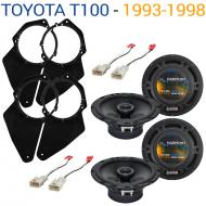 Toyota T100 1993-1998 Factory Speaker Replacement Harmony (2) R65 Package New