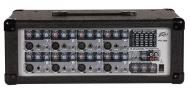 Peavey PVi 8B 150-Watt 8-Channel Mixer Amplifier with Reverb Level Control (595560)