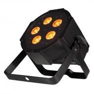 American DJ Mega QA Go Battery Powered 4W LED RGBA Par Can Wash Light DMX Ready