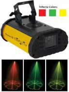 American DJ TRIFECTA Pro Lighting Club Multi Color Laser Effect Light