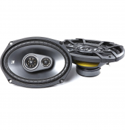 "Kicker 43CSC6934 Car Audio 6x9"" Triaxial CS Series Speakers 4 Ohm Speaker Pair"