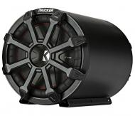 "Kicker 45CWTB82 Car Audio 8"" Bass Tube 2 Ohm Sub Enclosure 600W Box CWTB8 New"