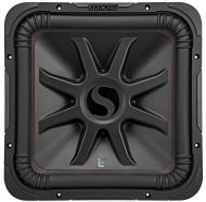 "Kicker 45L7R154 Car Audio L7R Square 15"" Sub 1800W Dual 4 Ohm Subwoofer L7R15"