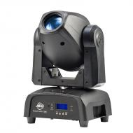 American DJ Focus Spot One Lighting Moving Head Cool White LED + UV Stage Light