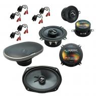 Fits Eagle Vision 1993-1997 OEM Premium Speaker Upgrade Harmony C5 C35 C69 Package New