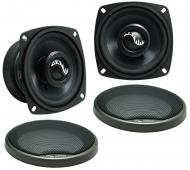 "Harmony Audio HA-C4 Car Stereo Carbon Series 4"" Replacement 170W Speakers Pair"