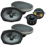 Fits Toyota Camry 2007-2011 Factory Premium Speaker Upgrade Harmony C69 C35 Package New