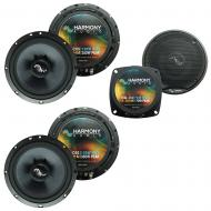 Fits Infiniti G35 (sedan) 2007 OEM Premium Speaker Replacement Harmony (2) C65 C4 New