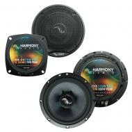 Fits Subaru Forester 2005-2008 Factory Premium Speaker Upgrade Harmony C65 C4 Package