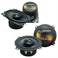 Fits Porsche 911 1973-1997 Factory Premium Speaker Replacement Harmony C5 C46 Package