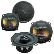 Fits Toyota Supra 1983-1985 Factory Premium Speaker Replacement Harmony C4 C5 Package
