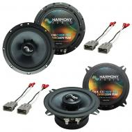 Fits Honda Prelude 1988-1991 Factory Premium Speaker Replacement Harmony C65 C5 Package