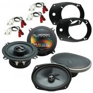 Fits Dodge Ram Truck 1994-2001 Factory Premium Speaker Upgrade Harmony C69 C5 Package