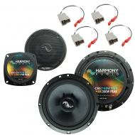 Fits Mazda RX7 1984-1985 Factory Premium Speaker Replacement Harmony C4 C65 Package New
