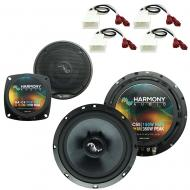 Fits Toyota Corolla 1993-1997 Factory Premium Speaker Upgrade Harmony C4 C65 Package New