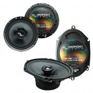 Fits Toyota Sienna 2004-2010 Factory Premium Speaker Upgrade Harmony (2) C65 Package New