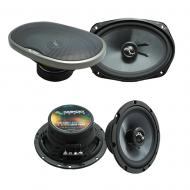 Fits Dodge Viper 2003-2009 Factory Premium Speaker Upgrade Harmony C69 C65 Package New