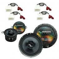 Fits Toyota MR2 1991-1995 Factory Premium Speaker Replacement Harmony C65 C35 Package