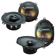 Fits Toyota Cressida Wagon 1982-1985 Factory Premium Speaker Upgrade Harmony C5 C68 New