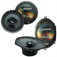 Fits Kia Spectra 5 2005-2008 Factory Premium Speaker Replacement Harmony C65 C68 Package