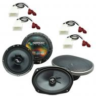 Fits Toyota Corolla 2003-2008 Factory Premium Speaker Upgrade Harmony C65 C69 Package